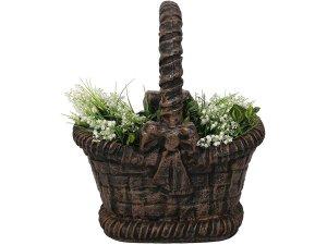 Декоративни кашпи и саксии за терасата и градината