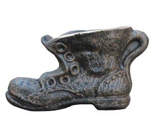 Саксия Обувка голяма за градина