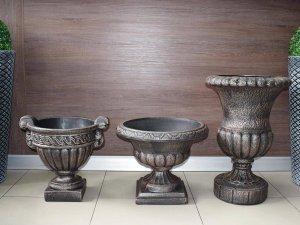 Саксии и кашпи Вази - Саксии за цветя форма на ваза