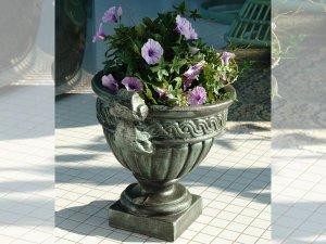 Саксия Ваза - Декоративна саксия за цветя форма на ваза