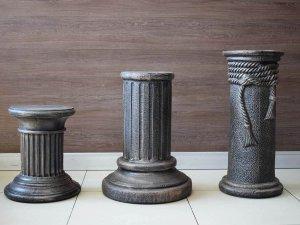 Декоративни колони за градината и интериор