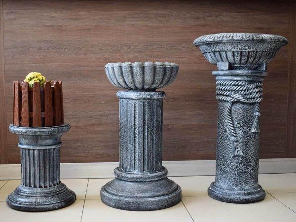 Поставки за саксии и цветарници - Стойки за цветя