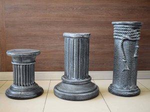 Поставки колони и стойки за саксии за цветя и цветарници
