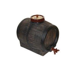 Бъчва за вино и ракия - Съд за вино тип буре