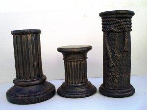 Градински декоративни римски колони