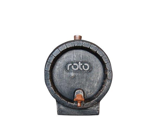 Plastmasovo burence za vino rakiya s kanelka