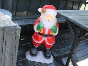 Коледни фигурки и шейни