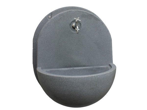 gradinska mivka za stena plastmasova