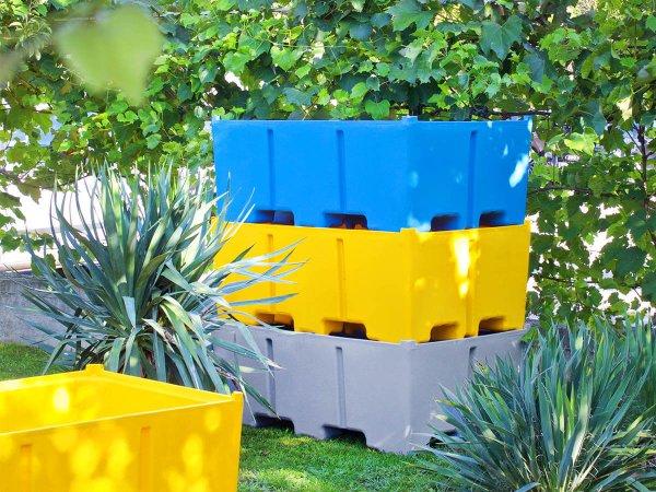 agro boks paleti plastmasovi boks paleti za grozde plodove