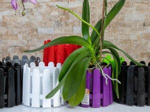 Саксии Декора с дренаж за цветя - За дома или терасата