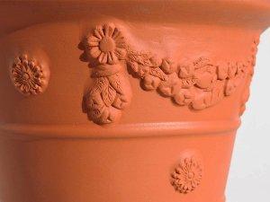 саксия теракота имитация на глина
