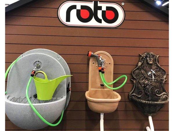 Градински чешми и външна мивка с корито за в двора