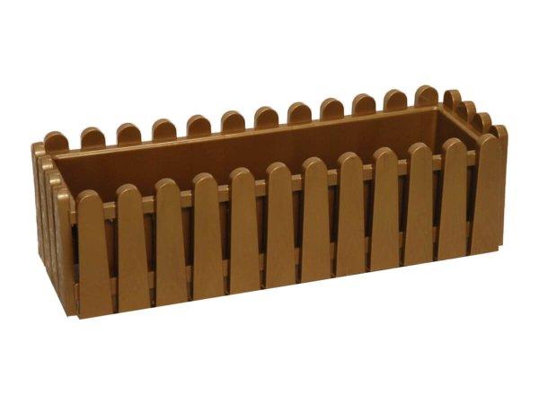 Декоративно балконско сандъче за цветя Декора