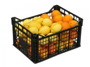 Каси за плодове пластмасови