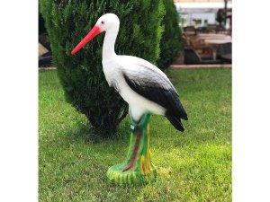 Декоративна градинска фигура Щъркел - Фигури за декорация на градини и дворове