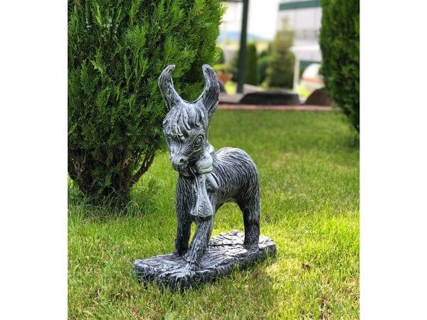 фигурка магаренце - Декорация и обзавеждане на градини, паркове и дворове