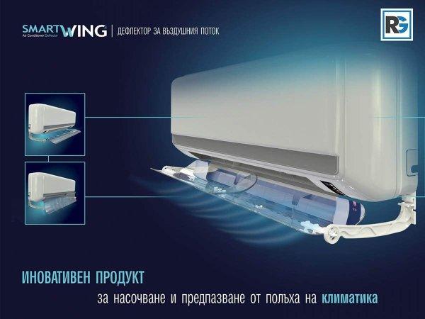 Дефлектор за въздушния поток