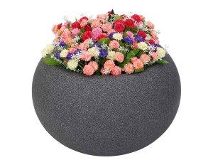 Луксозни саксии и кашпи за цветя Обзавеждане и озеленяване на обекти Търговия на едро