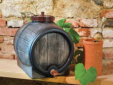 Бурета за вино и ракия - бъчви парафинирани